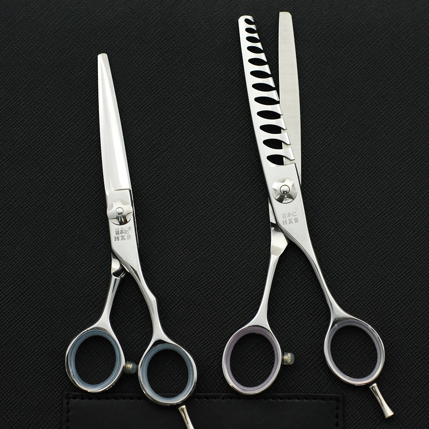 6 Quot Hxs Pro Hairdressing Texture Thinning Scissors Hair